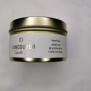 Vancouver Candle Co. North Shore 6oz Candle